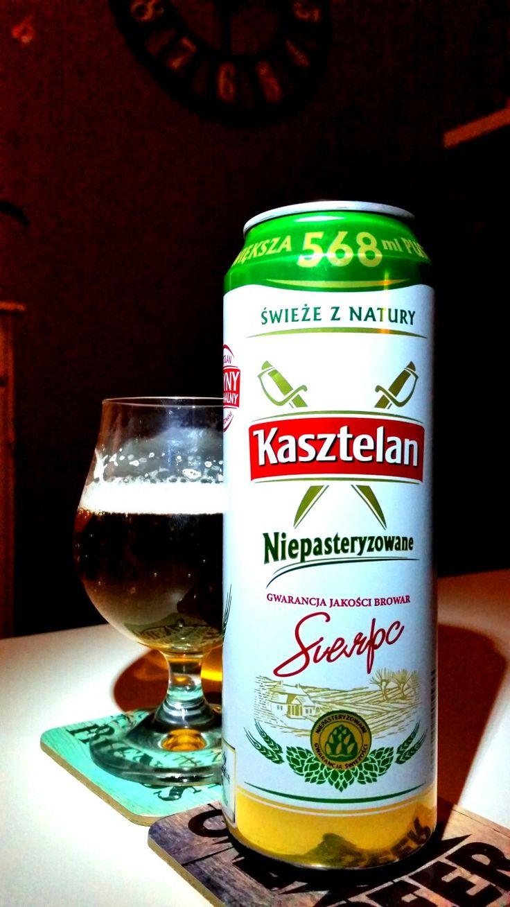 Beer, Kasztelan 5,7%vol 56,8cl