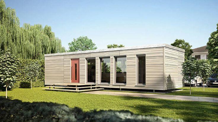 Mini-Häuser aus BaWü Schwörer Haus