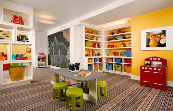 creative kids toy walls Creative Toy Storage Solutions for your Kids Room