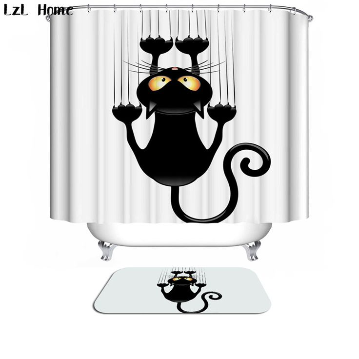 3D Shower Curtain For Bathroom Funny picture    $ 29.52 and FREE Shipping    Tag a friend who would love this!    Get it here ---> https://memorablegiftideas.com/3d-shower-curtain-for-bathroom-funny-picture/    Active link in BIO  Welcome to Memorablegiftideas.com    #newyear #christmas 3D Shower Curtain For Bathroom Funny picture