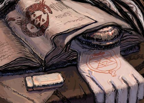 Roy Mustang, fma, fullmetal alchemist