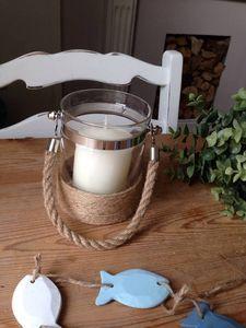 Nautical Candle Holder Lantern