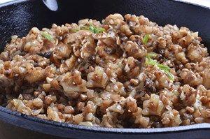 pohanka,jáhly,quinoa,červená čočka a další recepty