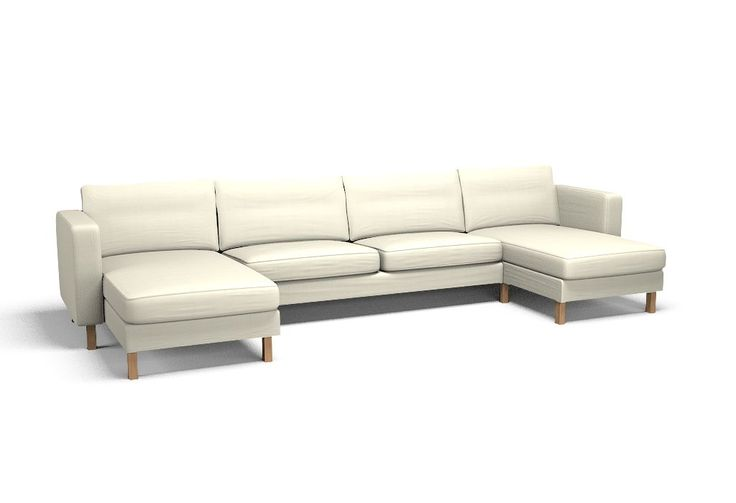 76 Best Covers For Ikea Karlstad 2 Chaise Longues Three Seat Sofa Images On Pinterest