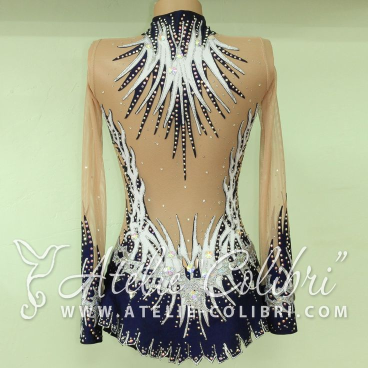 Rhythmic Gymnastics Leotards | Atelier Colibri | ( K_0112_1 )