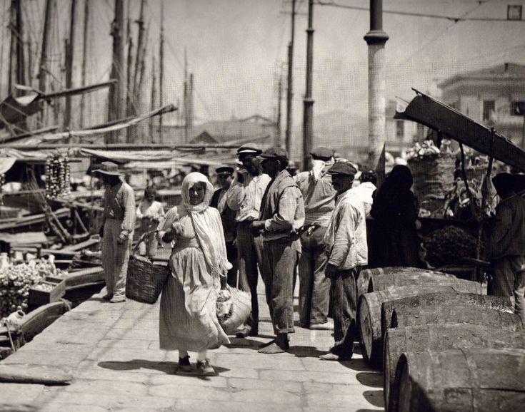 Boissonnas - Greece, 1900`s    Πειραιάς