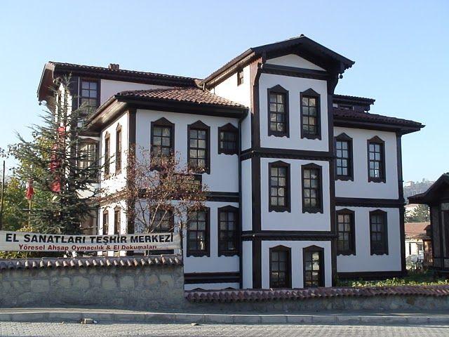 Kastamonu Evleri