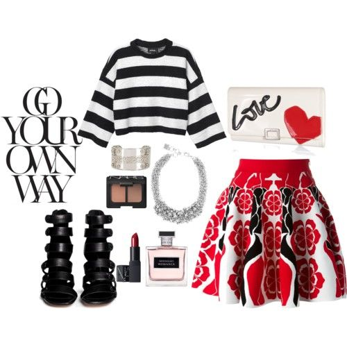 <a href=' target='_blank'>View this collection on Polyvore</a> 13 ideas you don't want to miss... by silvanacasalins81 on polyvore.com A simple post that goes straight to the point. Ide...