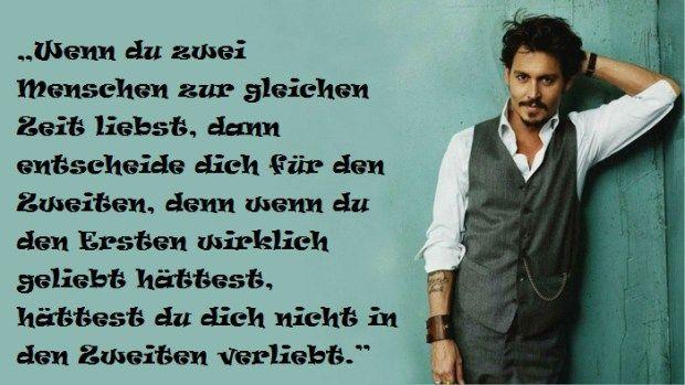 Johnny Depp - Zitate | Sprüche/Zitate/Lebensweisheiten ...