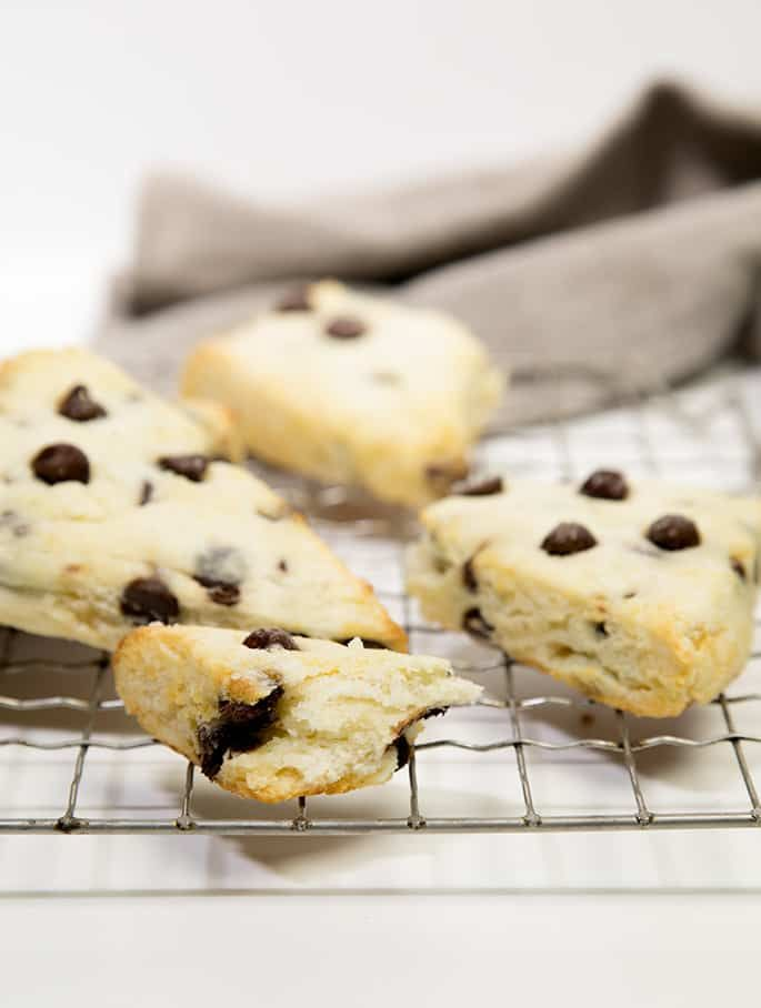 This gluten free scones mix makes quick work of the lightest, most airy pastries. Add your favorite mix-ins and make them your own.
