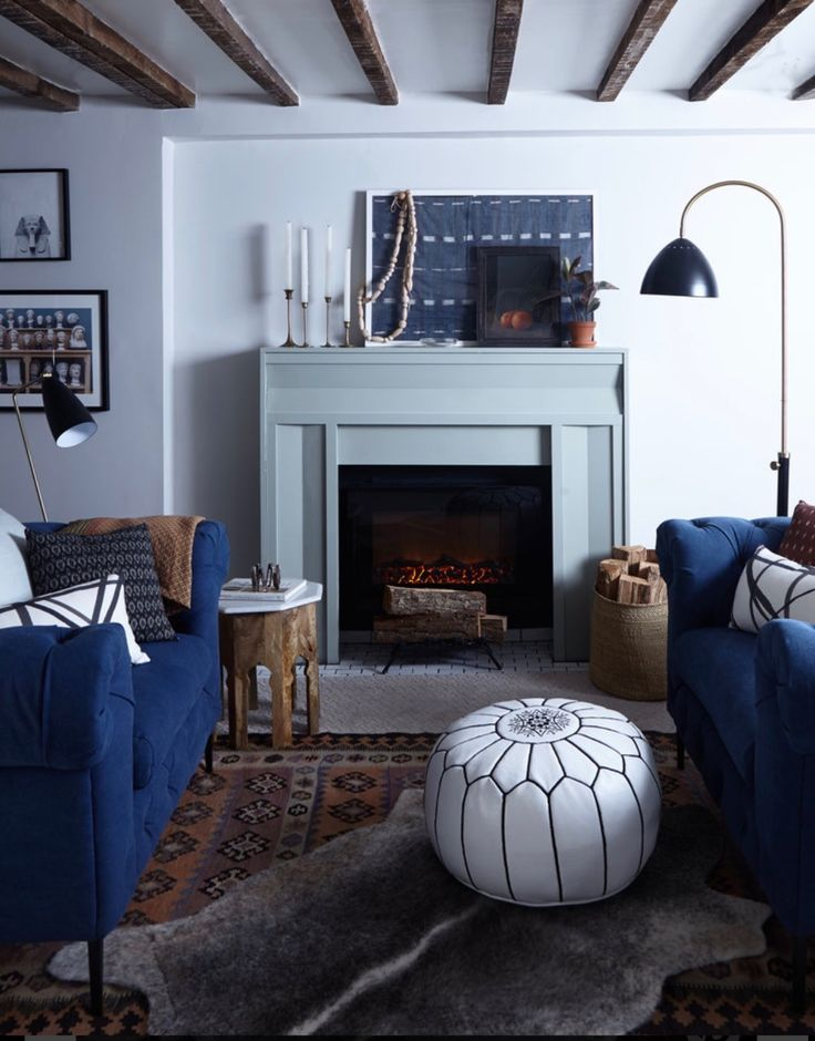 Derby The Fireplace Wall Fireplaces Living Room Spaces Winter