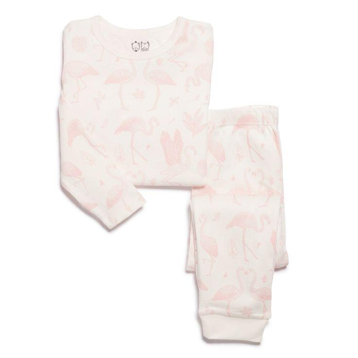 Oh my! Pink Flamingos on my pyjamas! So pretty!   #wilsonandfrenchy #babystyle #kidssleepwear #pyjamas #flamingo #baby #fashion #unisex #babylove #perfectbabies  #unisexbabyclothes  #newmum #babygift #babyshower #australiandesign #shopbaby #mumsunite #babylove #magicofchildhood #little