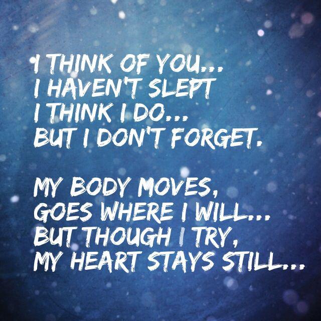 #Always in My Head