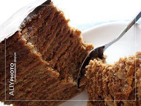 Торт «Дамский каприз» (шоколадный) : Торты, пирожные