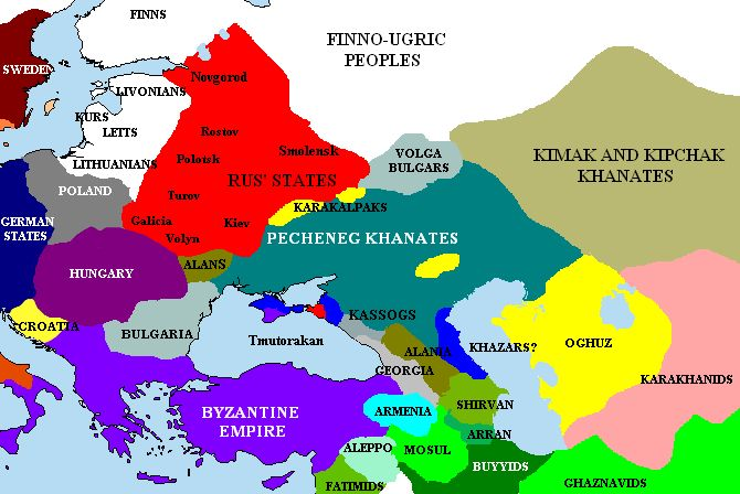 Khazarfall1 - High Middle Ages - Wikipedia, the free encyclopedia