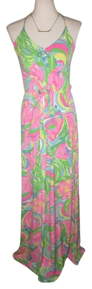 $125 NWT Size XS Lilly Pulitzer ** Free Shipping ** So A Peeling Printed Rosa Maxi Dress. Free shipping and guaranteed authenticity on $125 NWT Size XS Lilly Pulitzer ** Free Shipping ** So A Peeling Printed Rosa Maxi DressThe Rosa Maxi Dress is a printed strappy maxi dres...