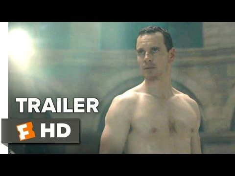 Assassin's Creed Official International Trailer 1 (2017) - Michael Fassbender Movie - YouTube