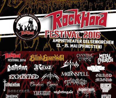ATITUDE ROCK'N'ROLL: Hard Rock Festival 2016