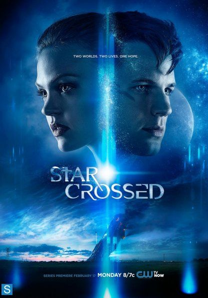 Star-Crossed - I like the show, as it reminds me a little of Roswell, but seriously how many 'bad guys' can a show have? lol