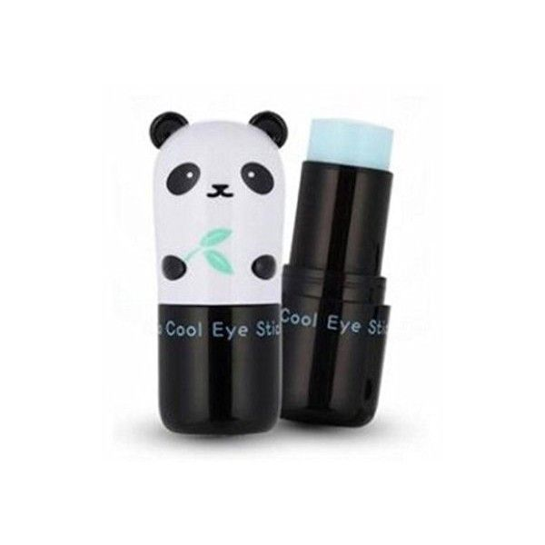 Tony Moly Panda s Dream So Cool Eye Stick Eye Area ($25) ❤ liked on Polyvore featuring beauty products and beauty