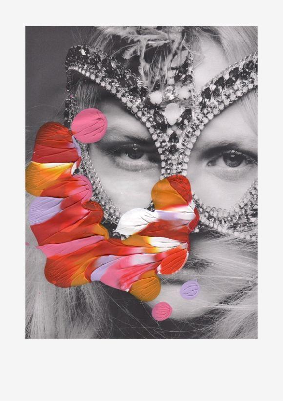 Artwork We Love: Leslie David's Colorful World  http://blog.freepeople.com/2012/09/artwork-love-leslie-davids-colorful-world/