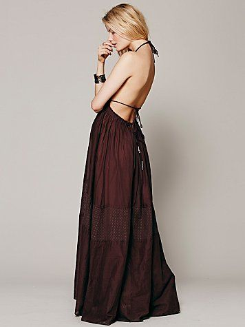 Free People Endless Summer Triangle Top Maxi $118