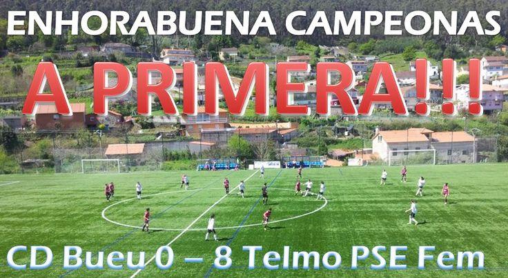 Felicidades al equipo de fútbol femenino del Telmo Peluqueros San Esteban por el merecido ascenso.  ¡Enhorabuena!