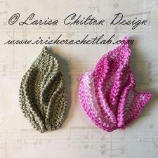 """Tuxtured Leaf """"Amelia""""."""