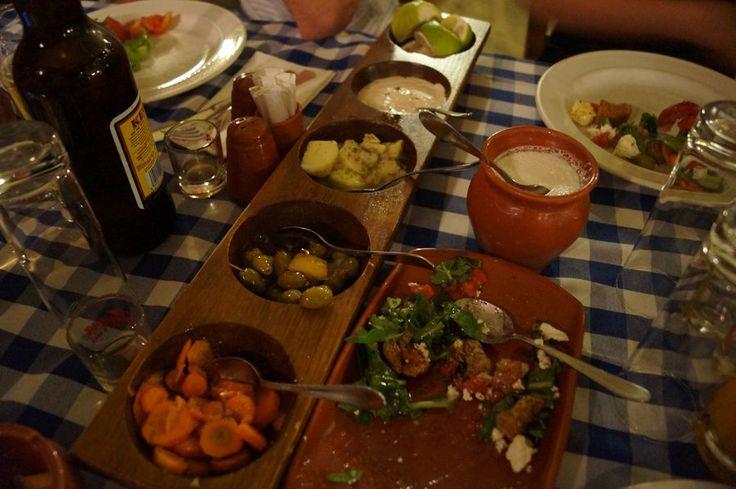 Poftă de mâncare cipriotă