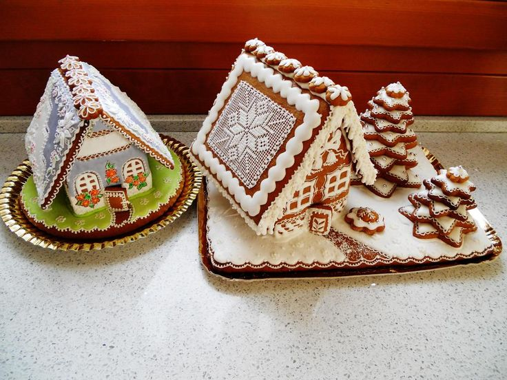 Gingerbread houses | Cookie Connection