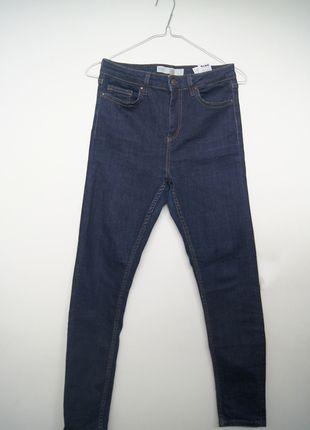 Kup mój przedmiot na #vintedpl http://www.vinted.pl/damska-odziez/dzinsy/13363919-topshop-moto-jamie-jeans-klasyczne-rurki-wysoki-stan