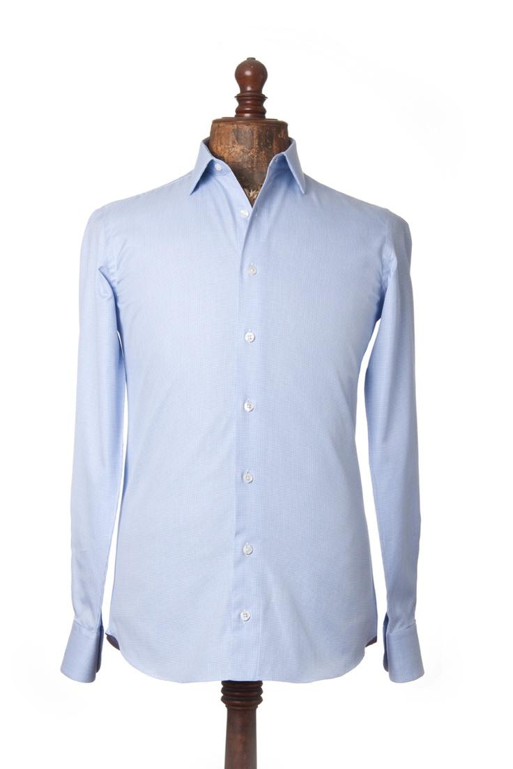 Camisa Turquesa