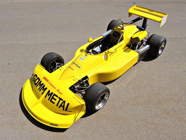 Formula-2 March 752 BMW 1975