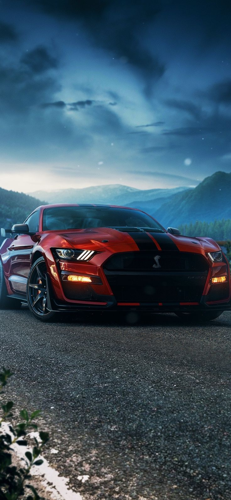 Follow me please in 2020 Mustang wallpaper, Ford mustang