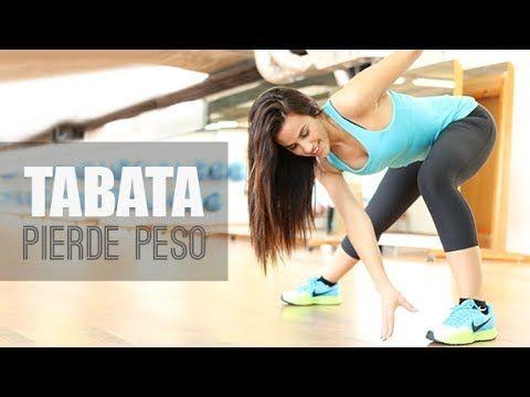 PERDER PESO TABATA 3 - YouTube