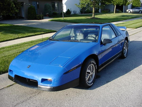 17 best images about pontiac fiero on pinterest cars. Black Bedroom Furniture Sets. Home Design Ideas