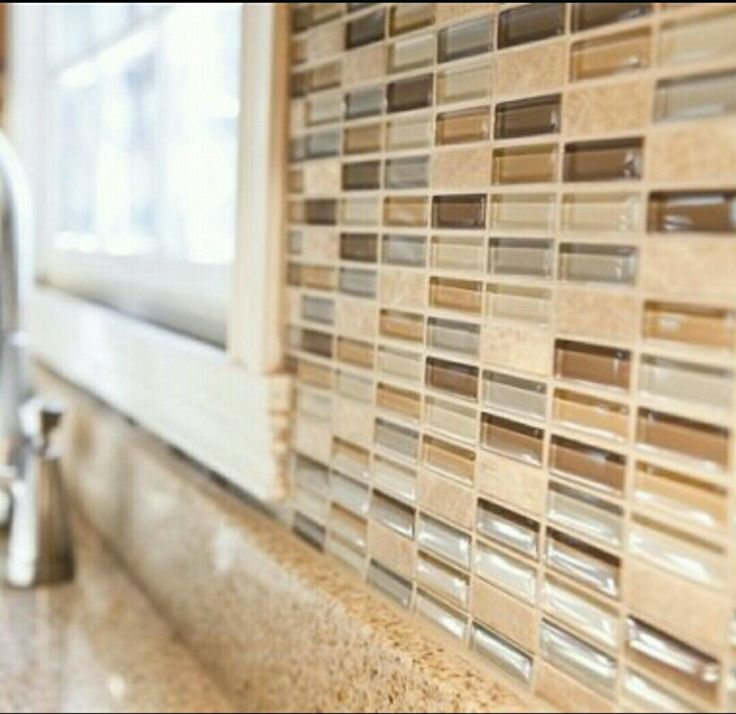 How To Install Tile, Backsplash Ideas, Glass Tiles