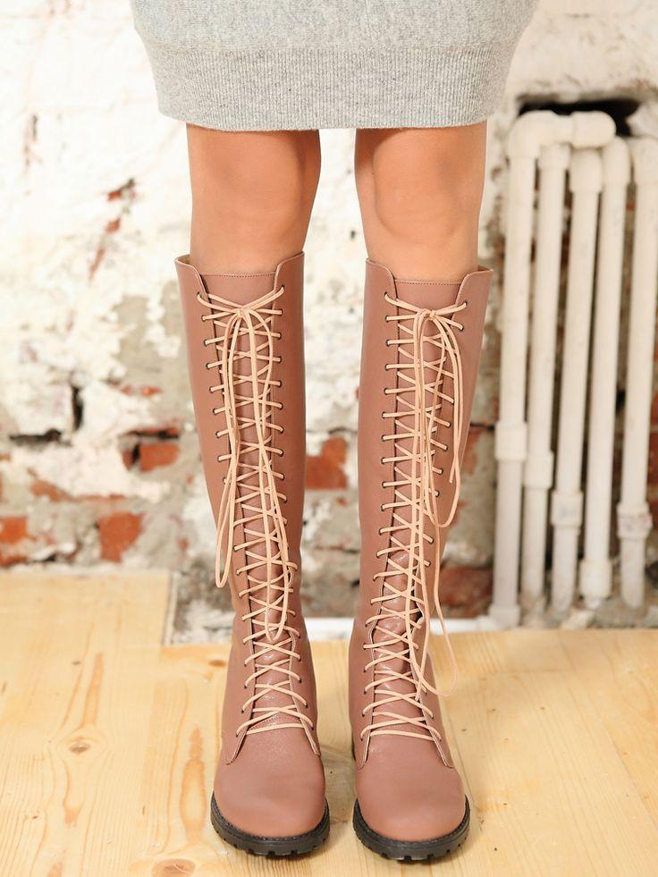 Judit Biker Boots