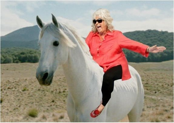 """paula deen writing things """"she made a mistake 20 years ago,"""" he said """"we all make mistakes i've said things i regret"""" the facebook page for the campaign, 'we support paula deen."""