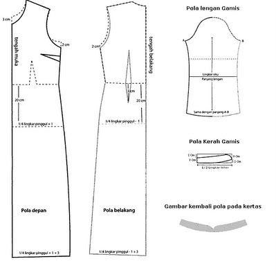 Kalau anda sudah memahami cara menjahit tingkat dasar dan Ingin praktek, anda bisa mempraktekkan pola-pola pakaian yang mudah terlebih dahulu dan sebelum membuat jahitan untuk orang lain maka untuk praktek sebaiknya hanya pakaian untuk kita pakai sendiri.