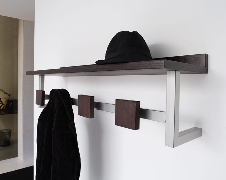 20 Creative Coat Hooks That Are Perfect For Your Home - 25+ Best Ideas About Wall Mounted Coat Rack On Pinterest Wall
