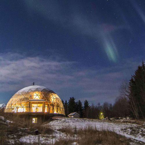 Cette maison au cercle polaire arctique va vous faire rêver ! - Grazia.fr
