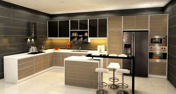 dry and wet kitchen | my favourite kitchen design | pinterest