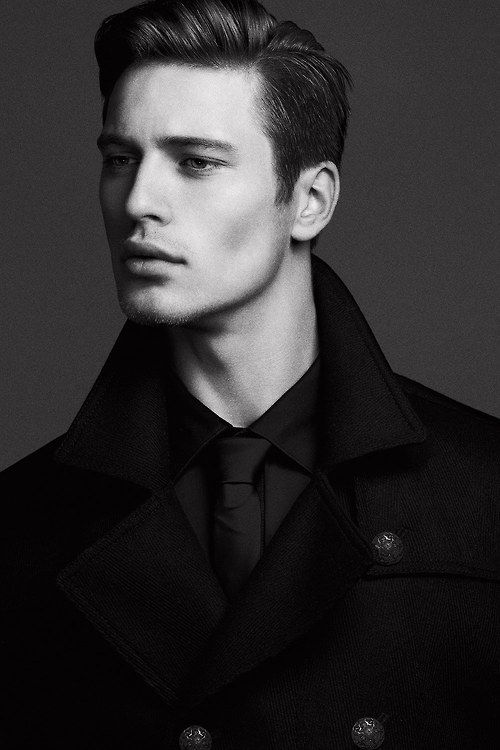 High Fashion Black And White Photography Pinterest