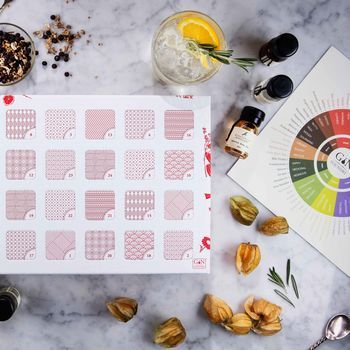 Mmm, a gin advent calendar? It's novel and creative and even gives you a tasting wheel and guide. It might just be the perfect antidote to dealing with pre-Christmas stress.