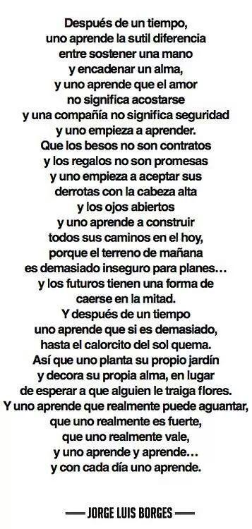 Jorge Luís Borges.