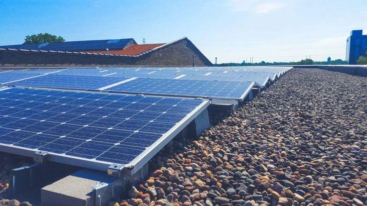 Solar Panels For Commercial Buildings in Dallas Solar