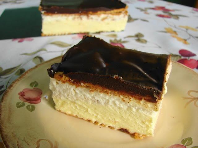Gesztenyés Petit szelet (sütés nélkül)