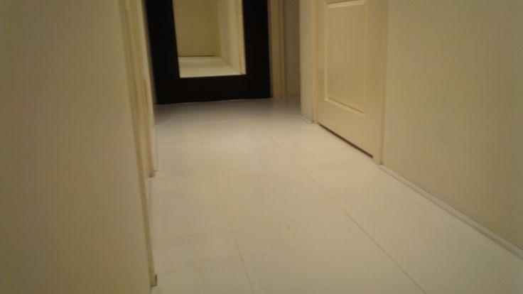 grenen 01 afwerking woca floor paint