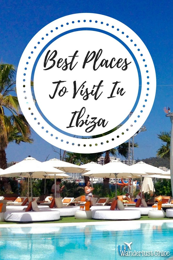 The best places to visit in Ibiza in September 2016 including top hotels, bars, restaurants, beach clubs, nightclubs and secret beaches. http://www.wanderlustchloe.com/2016/08/best-places-visit-ibiza-september.html